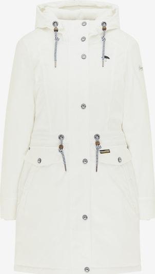 Schmuddelwedda Winterparka in de kleur Navy / Wit, Productweergave