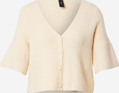 Y.A.S (Petite) Cardigan 'ELLA' en beige, Vue avec produit