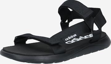 Sandalo 'COMFORT SANDAL' di ADIDAS PERFORMANCE in nero