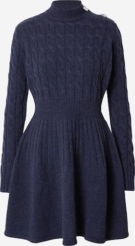 MAX&Co. Kleid 'Scenico' in Blau