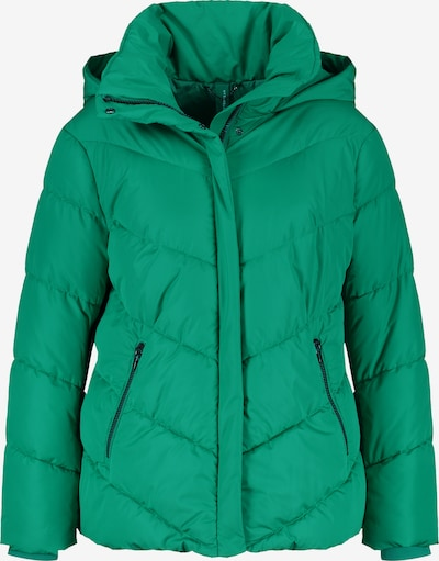 SAMOON Winter Jacket in Green, Item view