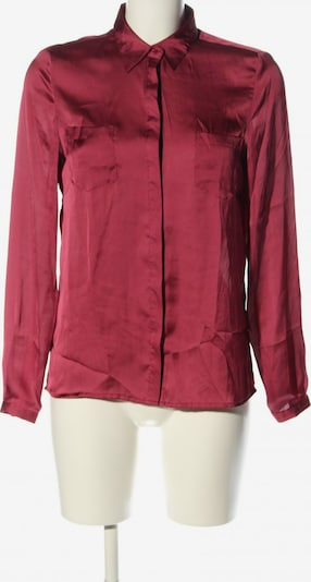 DARLING HARBOUR Langarm-Bluse in S in rot, Produktansicht