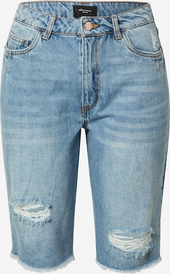 VERO MODA Shorts 'CARLA' in hellblau, Produktansicht