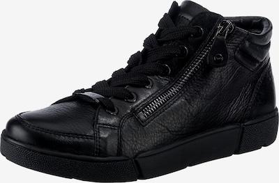 ARA Sneakers hoog 'Rom' in de kleur Zwart, Productweergave