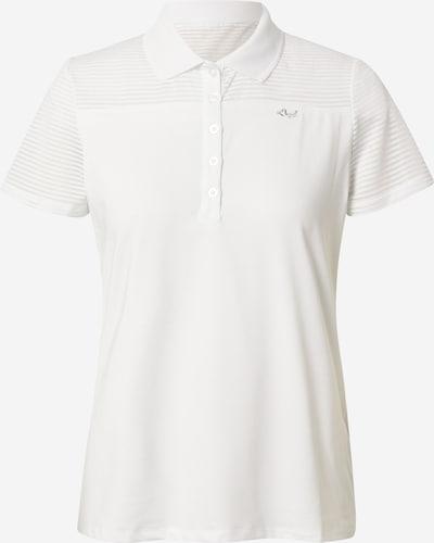 Röhnisch Sportshirt 'Miko' in grau / weiß, Produktansicht