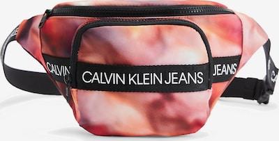 Calvin Klein Jeans Tas in de kleur Pink / Zwart / Wit, Productweergave