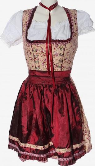 Krüger Dress in S in Pink / Red / Wool white, Item view