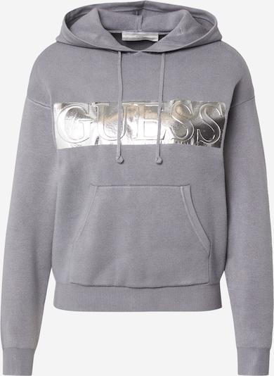 szürke / ezüst GUESS Tréning póló 'Gemma', Termék nézet