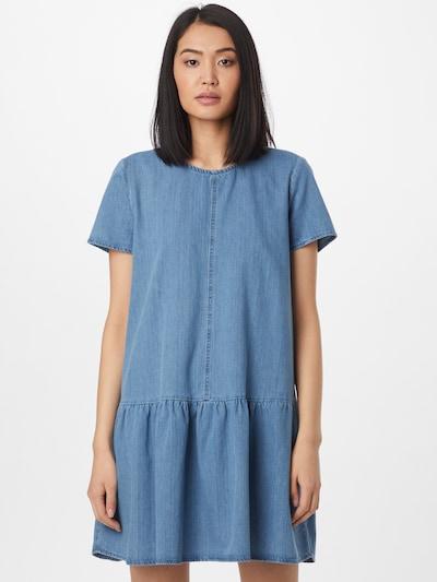 Noisy may Robe en bleu, Vue avec modèle