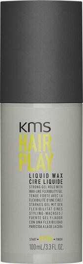 KMS Liquid Wax in transparent, Produktansicht
