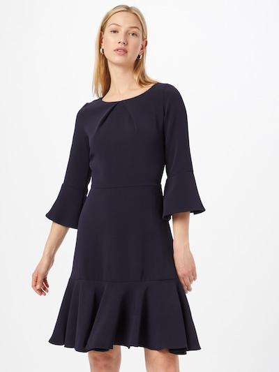 Closet London Kleid in navy, Modelansicht
