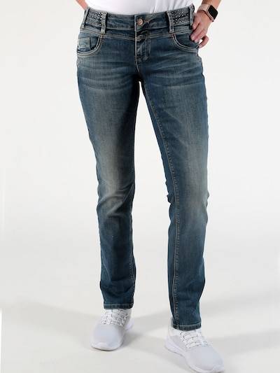 Miracle of Denim Jeans in blau, Modelansicht