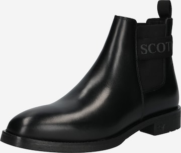 SCOTCH & SODA Chelsea boots 'Picaro' in Black