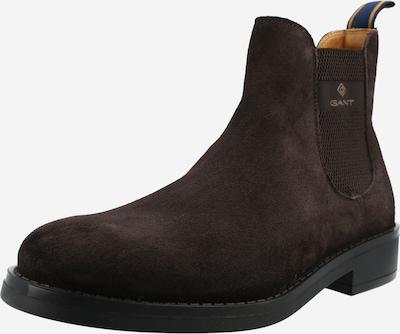 GANT Chelsea boots 'Brookly' i mörkbrun, Produktvy
