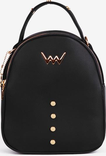 Vuch Tasche in rosegold / schwarz, Produktansicht