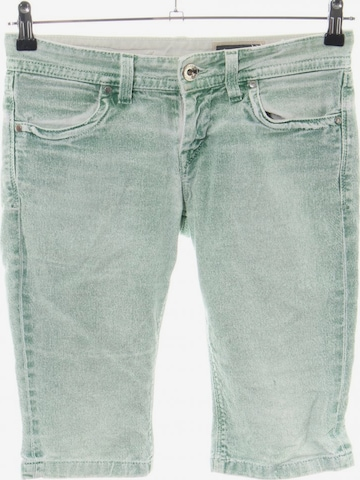 Fornarina 3/4 Jeans in 29 in Grün