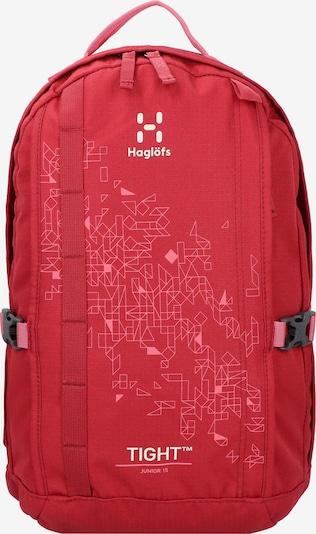Haglöfs Tight Junior 15 Schulrucksack 40 cm in rot, Produktansicht