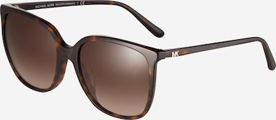 Michael Kors Sonnenbrille '0MK2137U' en braun / hellbraun, Vue avec produit