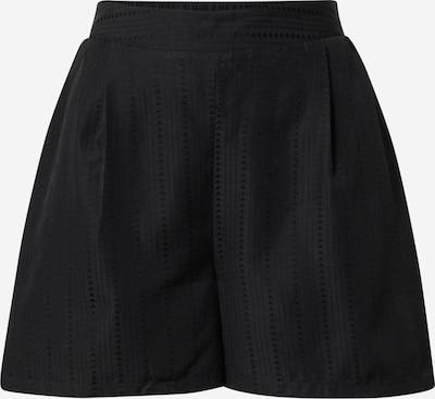 VILA Pantalón plisado 'Vietna' en negro, Vista del producto