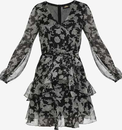 usha BLACK LABEL Robe en noir, Vue avec produit