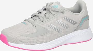 Pantofi sport 'Runfalcon 2.0' de la ADIDAS PERFORMANCE pe gri