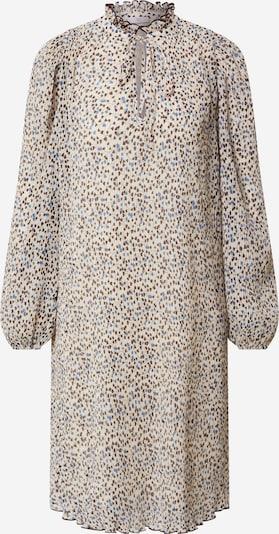 Riani Kleid in beige / blau / schwarz, Produktansicht