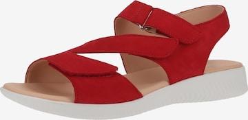 Legero Sandale in Rot