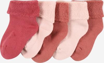 Calzino NAME IT di colore rosa / pitaya / rosa antico, Visualizzazione prodotti