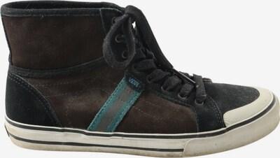 VANS Schnürsneaker in 38 in blau / braun / schwarz, Produktansicht