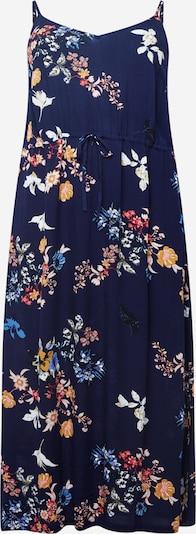 ABOUT YOU Curvy Jurk 'Fiona' in de kleur Navy / Gemengde kleuren, Productweergave