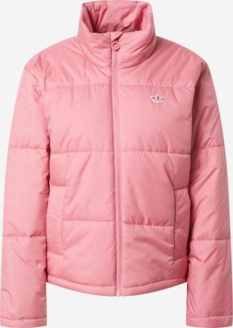 ADIDAS ORIGINALS Jacke in Pink