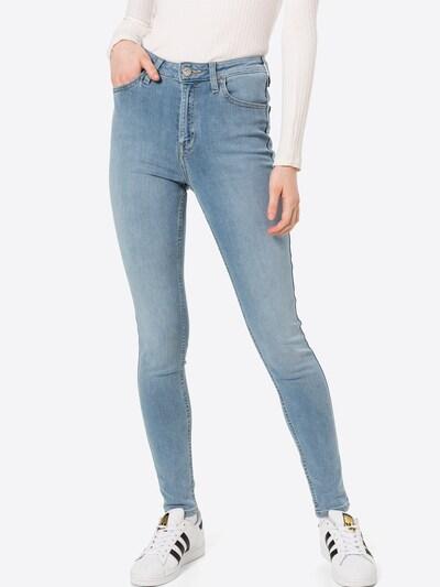 Lee Jeans 'IVY' in de kleur Blauw denim, Modelweergave