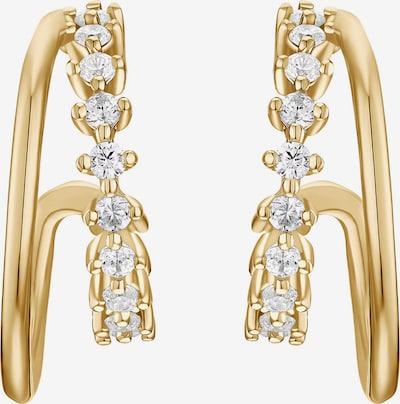 NOELANI Ohrringe in gold / silber, Produktansicht