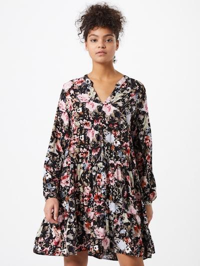 ONLY Kleid 'DANIELLA' in mischfarben / schwarz, Modelansicht