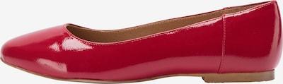 faina Ballerina in de kleur Rood, Productweergave