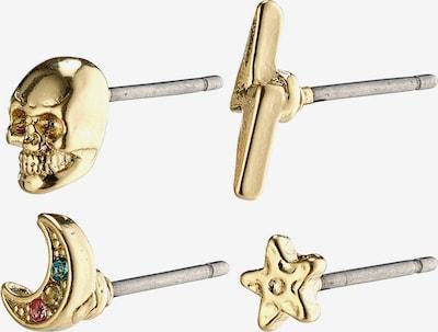 Pilgrim Pendientes 'Perla' en oro, Vista del producto
