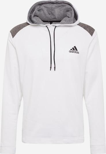 adidas Golf Bluzka sportowa w kolorze ciemnoszary / nakrapiany szary / białym, Podgląd produktu