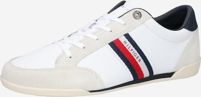 TOMMY HILFIGER Sneaker low i kit / mørkeblå / rød / hvid, Produktvisning