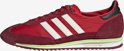 ADIDAS ORIGINALS Schuh in rot, Produktansicht