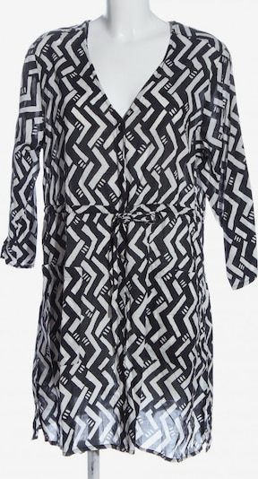 Gudrun Sjödén Langarmkleid in L in schwarz / weiß, Produktansicht