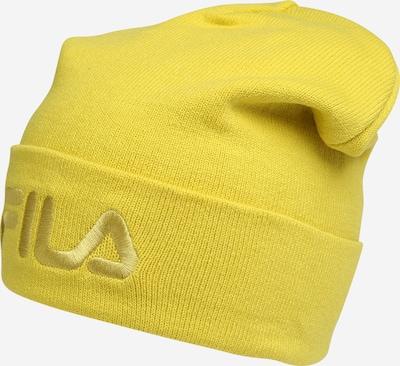 FILA Mütze 'Slouchy' in gelb, Produktansicht