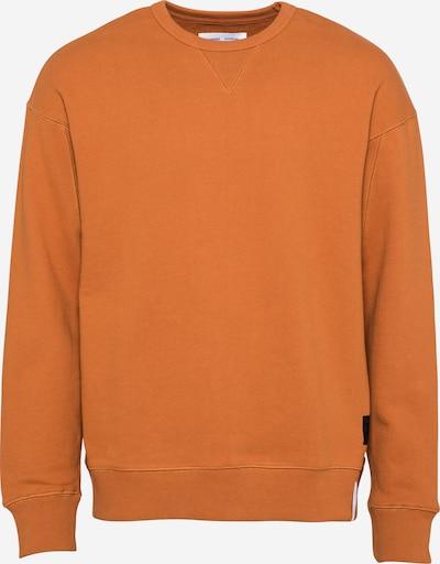 Samsoe Samsoe Majica 'Farshad' | temno oranžna barva: Frontalni pogled