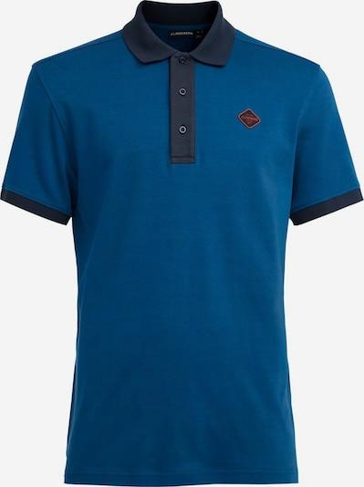 J.Lindeberg Shirt 'Levon' in de kleur Blauw / Navy, Productweergave