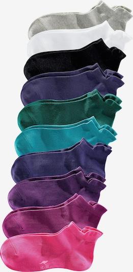 KangaROOS Sneakersocken in mischfarben, Produktansicht
