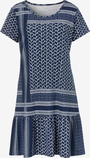s.Oliver Nachthemd in de kleur Navy / Smoky blue, Productweergave