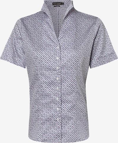Franco Callegari Bluse in blau / rosa, Produktansicht