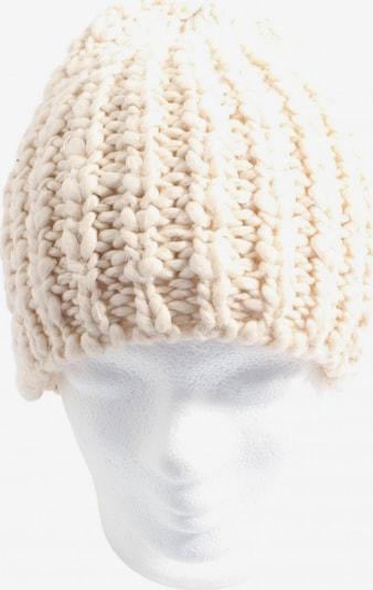 PIECES Hat & Cap in XS-XL in Cream, Item view