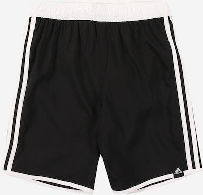 ADIDAS PERFORMANCE Sportovní plavky - černá / bílá, Produkt