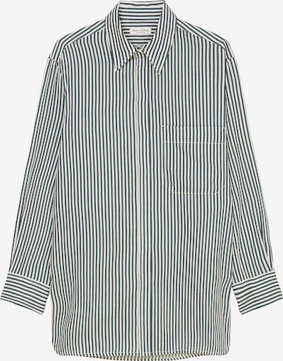 Marc O'Polo Blouse in Dark blue / White, Item view