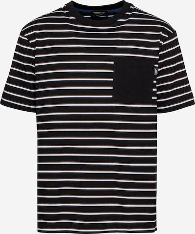SCOTCH & SODA T-Shirt in schwarz / weiß, Produktansicht